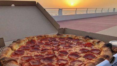 Photo of أفضل المطاعم التي تقدم خدمة توصيل البيتزا في دبي مارينا