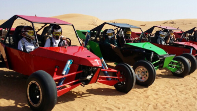 Photo of 5 مغامرات يمكنك القيام بها في صحراء دبي