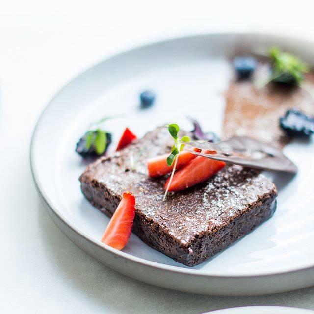 شوكولا براوني Chocolate brownie
