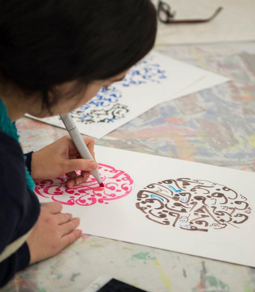 برامج فصل الخريف من مؤسسة الشارقة للفنون