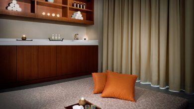 عرض الإقامة والاسترخاء من فندق ماريوت داون تاون أبوظبي