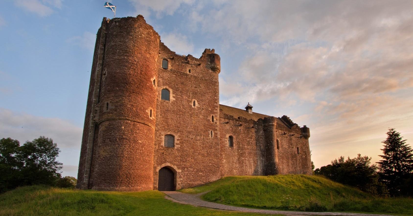 قلعة دوني ، اسكتلندا