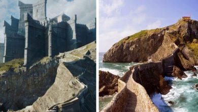 Photo of 5 أماكن حقيقية من مسلسل لعبة العروش يمكنك زيارتها في الواقع