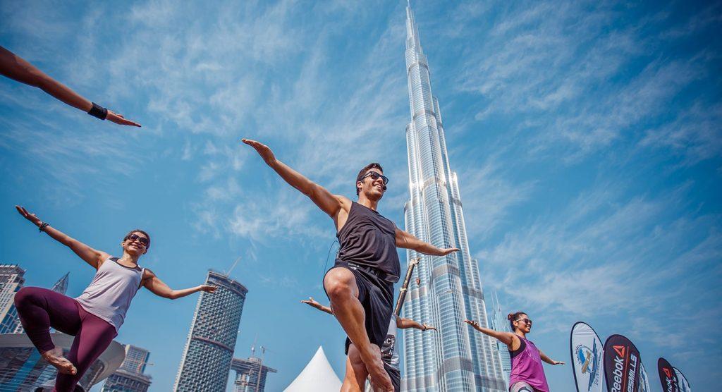 تحدّي دبي للياقة