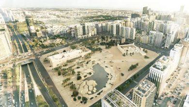 صورة موعد افتتاح منطقة الحصن الثقافية الجديدة