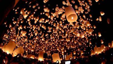 صورة احتفالية مهرجان لوي كراثونج في فنادق ومنتجعات وسبا أنانتارا