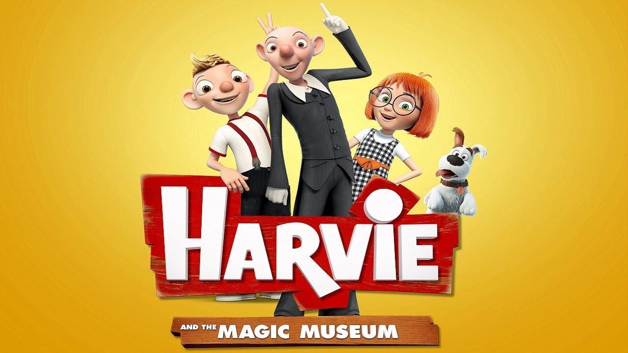 فيلم HARVIE AND THE MAGIC MUSEUM