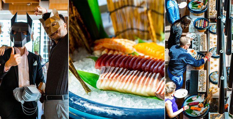 المطعم الياباني الجديد موريموتو في دبي