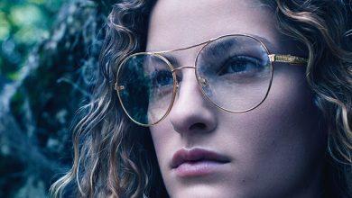 صورة مجموعة نظارات روبيرتو كافالي لربيع وصيف 2019