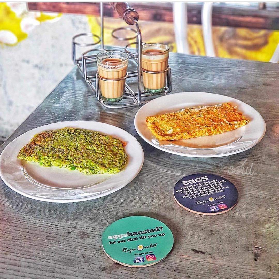 مطعم راجو أومليت Raju Omlet