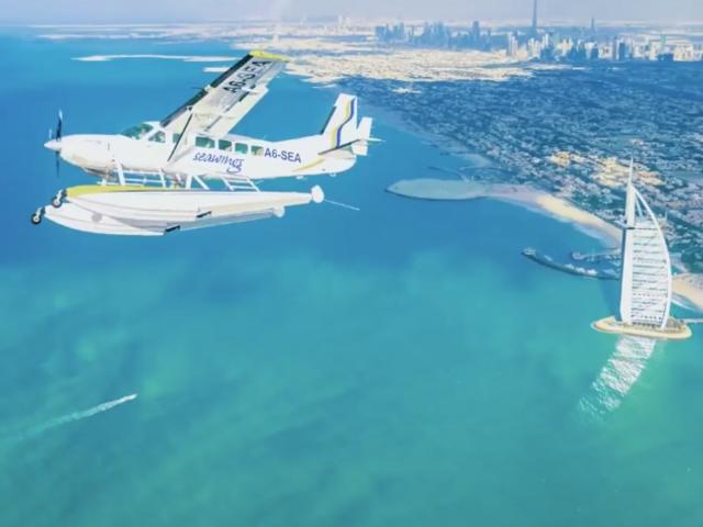 سيوينغز دبي Seawings Dubai