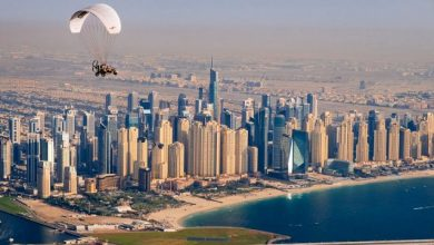 Photo of 5 مغامرات في سماء دبي لابد أن تخوضها
