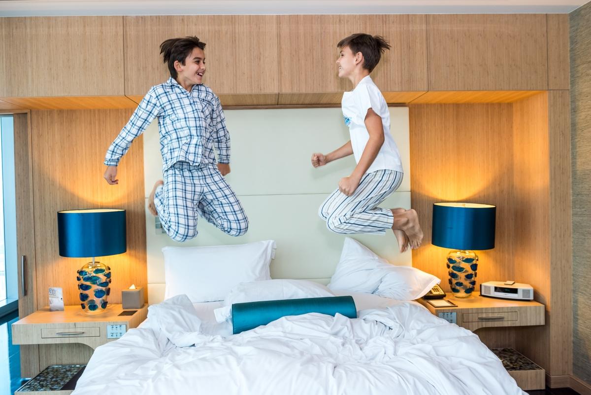 باقة الأجنحة العائلية من فندق سوفيتل دبي داون تاون
