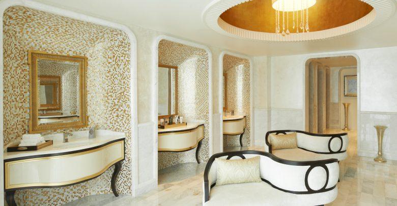 ريميدي سبا في فندق سانت ريجيس أبوظبي