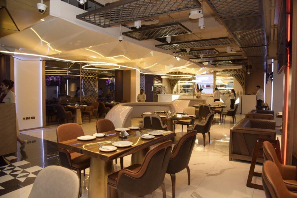 افتتاح المطعم المصري كايرو جورميه في دبي