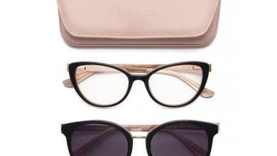 صورة مجموعة نظارات محدودة الإصدار للتوعية بسرطان الثدي