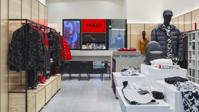صورة افتتاح أول متجر لعلامة HUGO في دبي