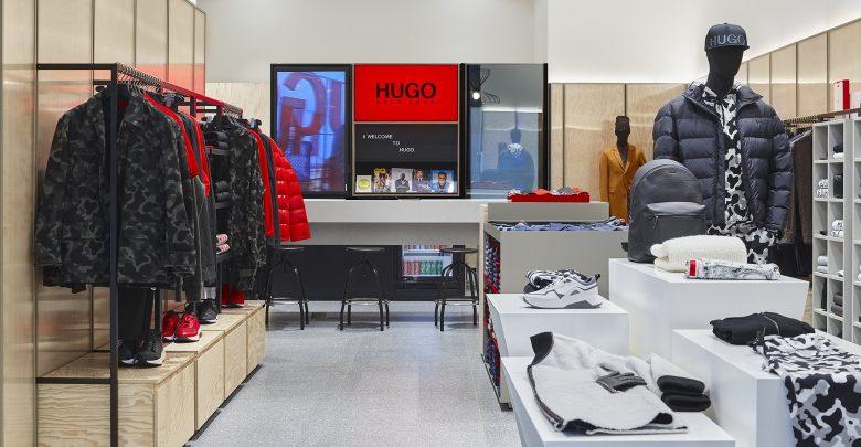 افتتاح أول متجر لعلامة HUGO في دبي