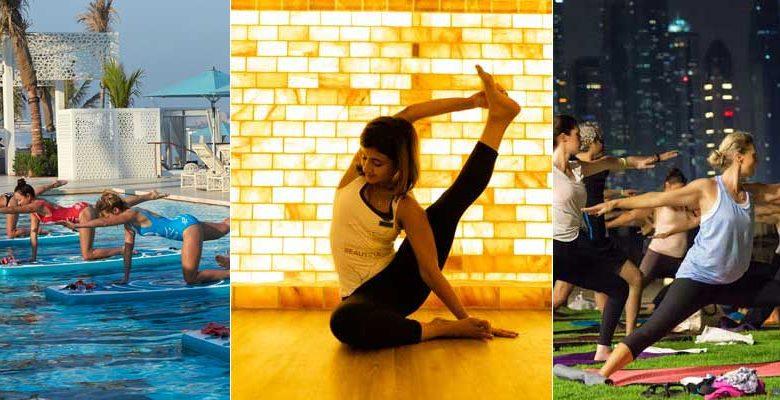 أهم دروس اليوغا في دبي خلال أكتوبر 2018