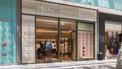 Photo of افتتاح متجر بيرلوتي في دبي مول