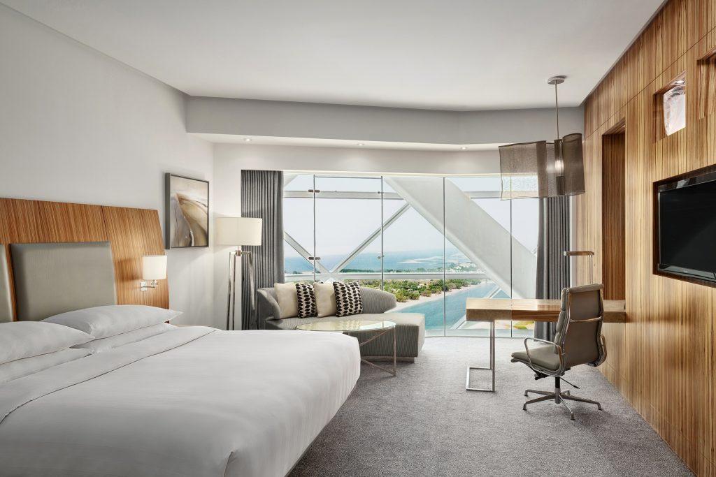 افتتاح فندق أنداز كابيتال جيت أبوظبي