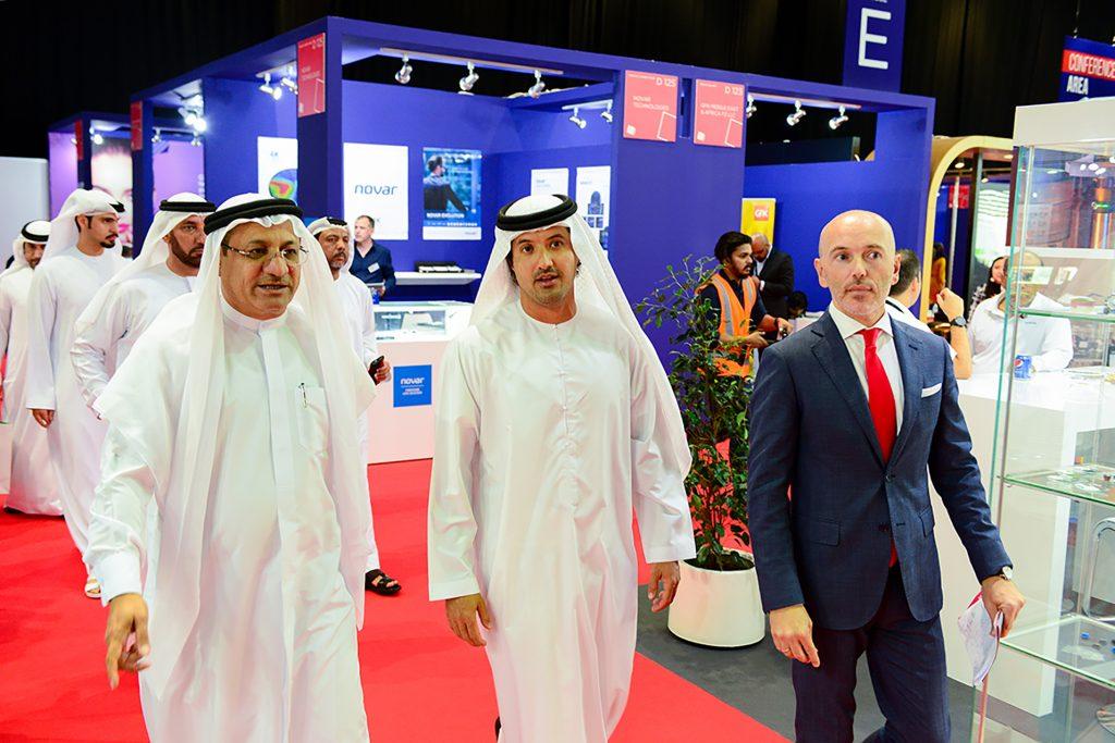 معرض دبي للبصريات 2018