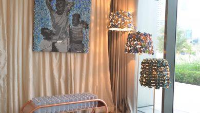 صورة ركن تصميم بيئي في فندق روڤ وسط المدينة