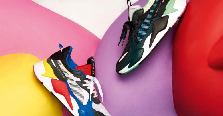 حذاء RS X Toys من علامة PUMA