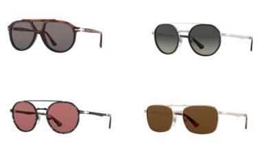 صورة مجموعة نظارات PERSOL الجديدة