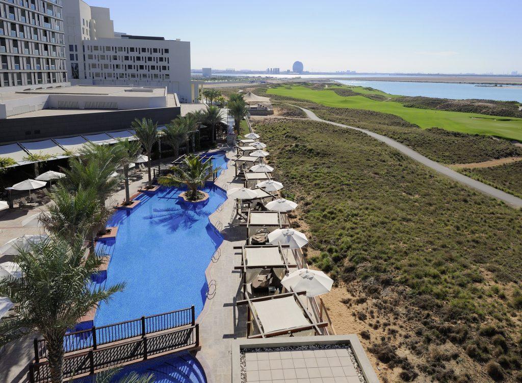 الفنادق القريبة من سباق سيارات الفورمولا 1 أبوظبي