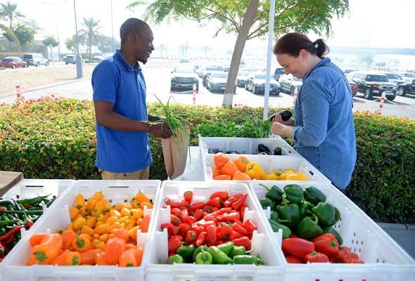 السوق العضوي Organic Souk
