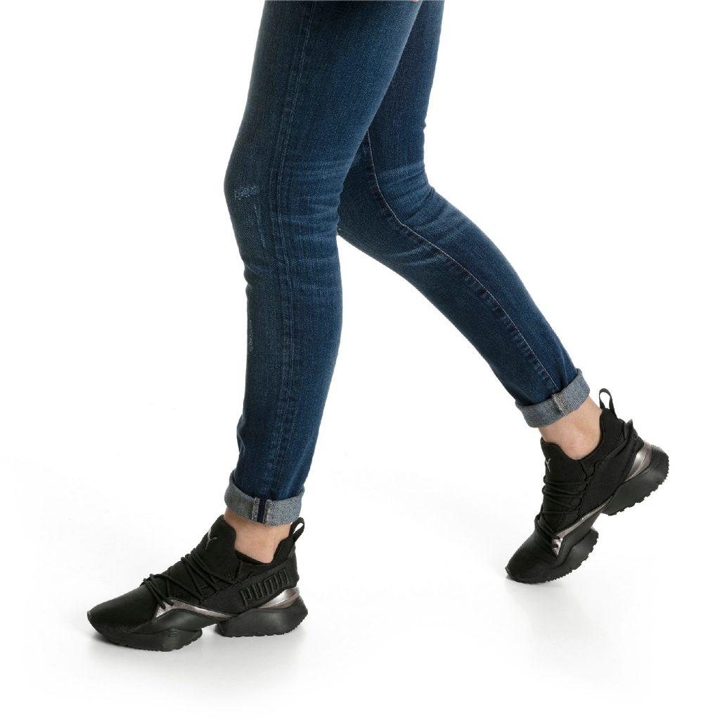 حذاء Muse Maia Luxe الجديد من PUMA