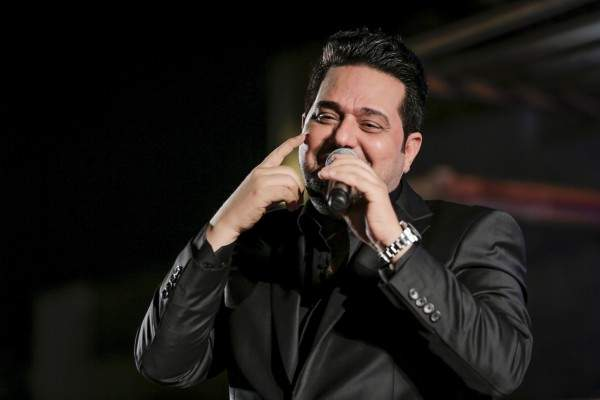 المغني حاتم العراقى