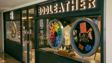 Photo of افتتاح متجر 800 Leather في دبي مول