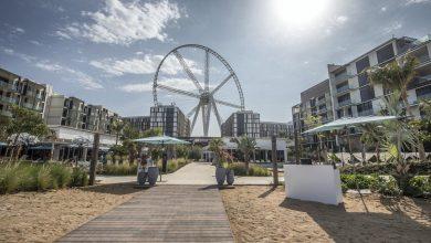 Photo of افتتاح جزيرة بلووترزفي دبي