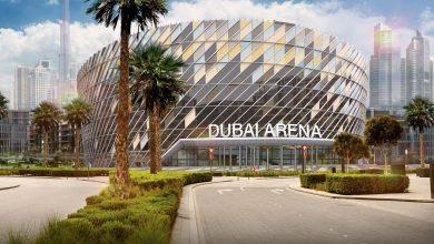 Photo of افتتاح دبي أرينا في عام 2019