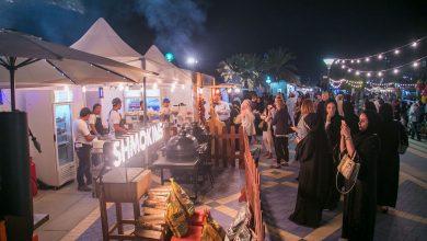 Photo of النسخة الرابعة من مهرجان أبوظبي للمأكولات