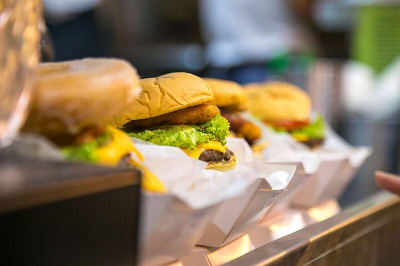 النسخة الرابعة من مهرجان أبوظبي للمأكولات