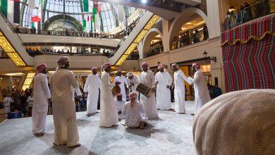 صورة أبرز عروض دبي الاحتفالية باليوم الوطني الـ47 للإمارات