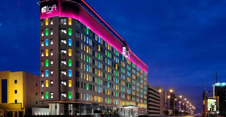 فندق ألوفت الرياض