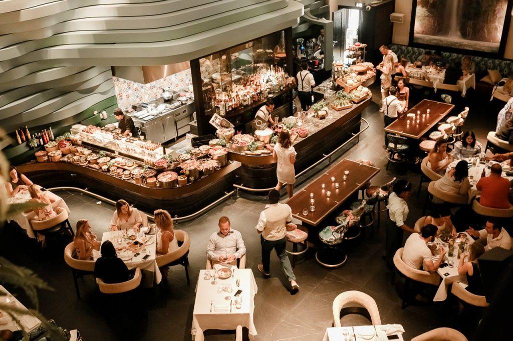 مطعم آسيا دي كوبا