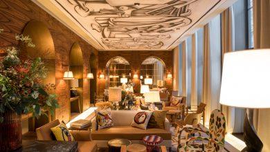 صورة افتتاح فندق براخ في بارس