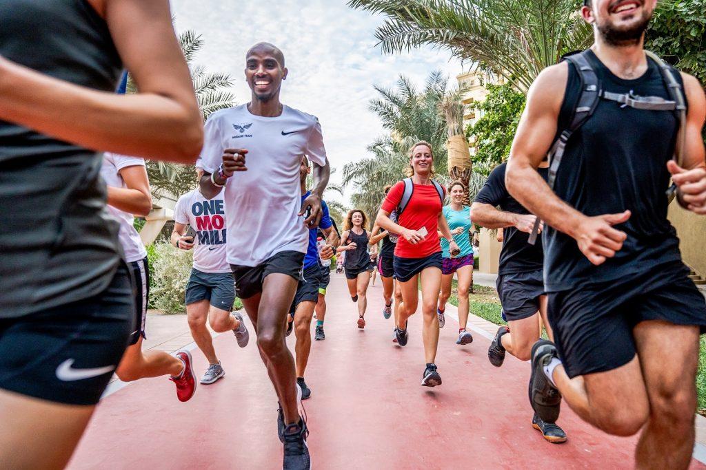 افتتاح خمس قرى مخصصة للياقة في دبي