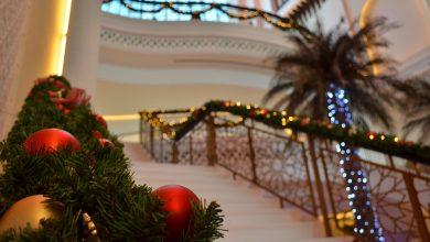 صورة احتفالات فندق باب القصر بموسم الأعياد