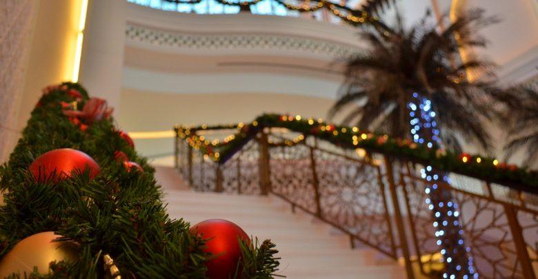 احتفالات فندق باب القصر بموسم الأعياد