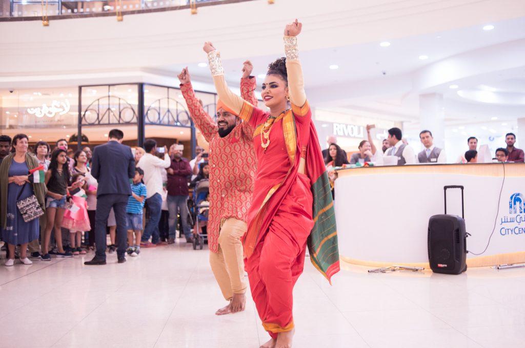 فعاليات مهرجان ديوالي في سيتي سنتر ديرة وسيتي سنتر الشندغة
