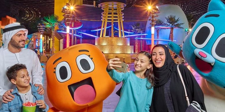 اليوم الوطني الإماراتي في آي أم جي عالم من المغامرات