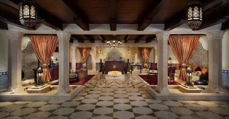 سبا فندق قصر الإمارات