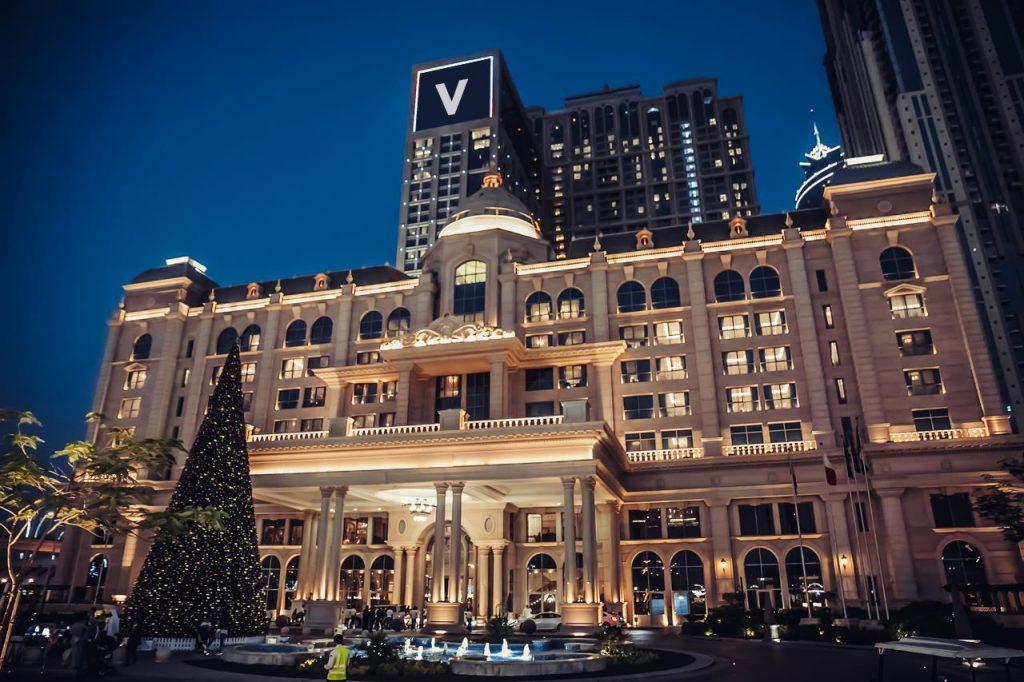 فندق حبتور بالاس LXR Hotels & Resorts