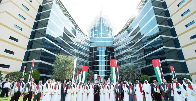 احتفالية سلطة واحة دبي للسيليكون باليوم الوطني الإماراتي